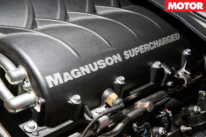 Hi-torque hsv gen-f clubsport magnusson supercharged