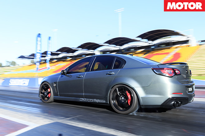 Hi-torque hsv gen-f clubsport take off