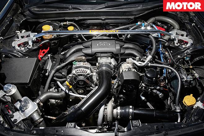 Roh wheels 86 engine