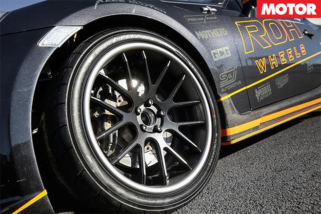 Roh wheels 86 wheels