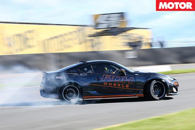 Roh wheels 86 drift