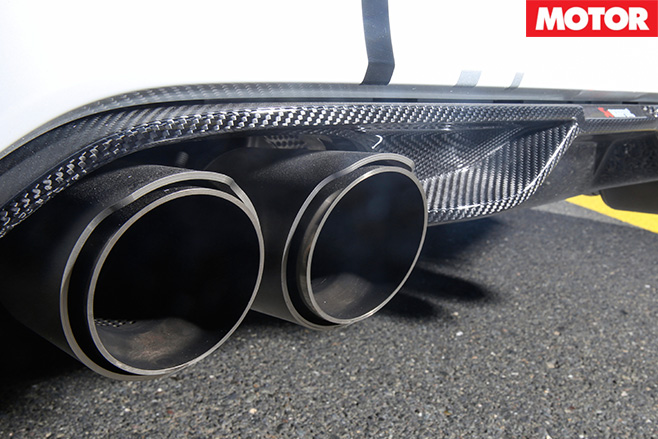 City performance bmw m4 exhaust