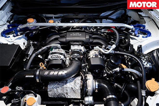 Tunehouse toyota 86 engine