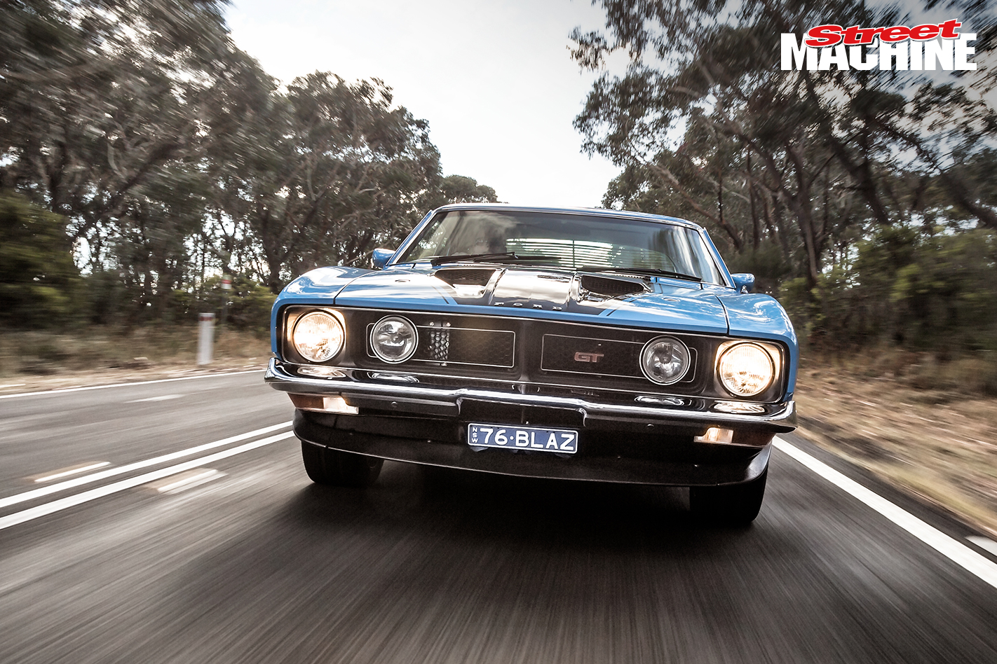 XB Falcon Coupe 351 3 Nw