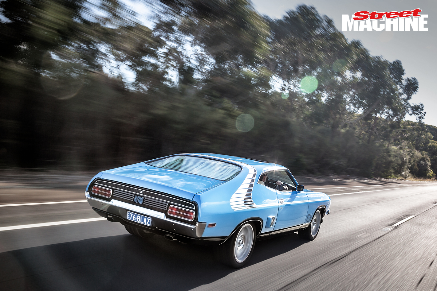 XB Falcon Coupe 351 6 Nw