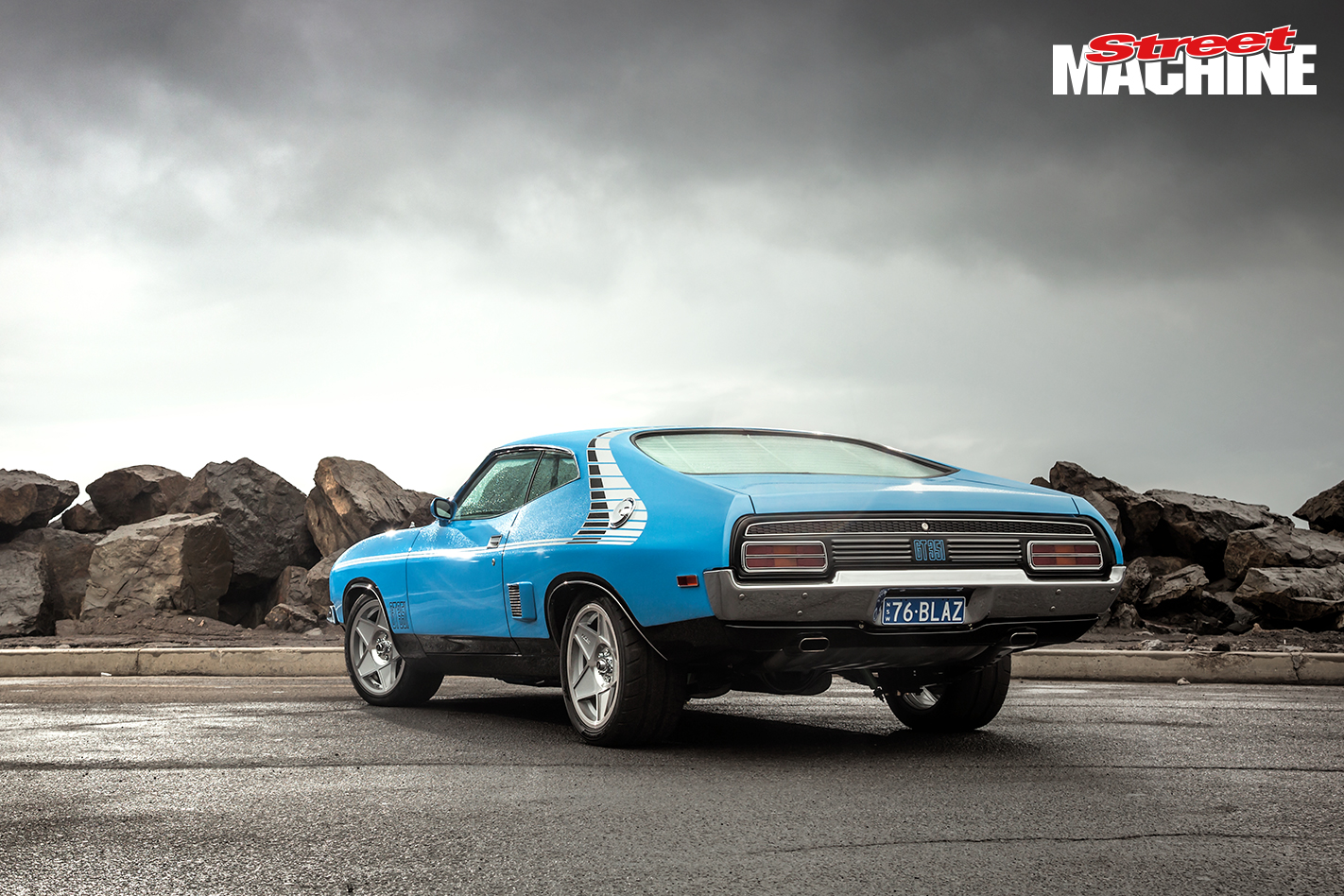 XB Falcon Coupe 351 13 Nw