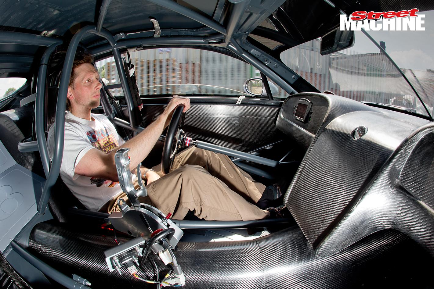 Bentley GT Drag Race Car 5 Nw