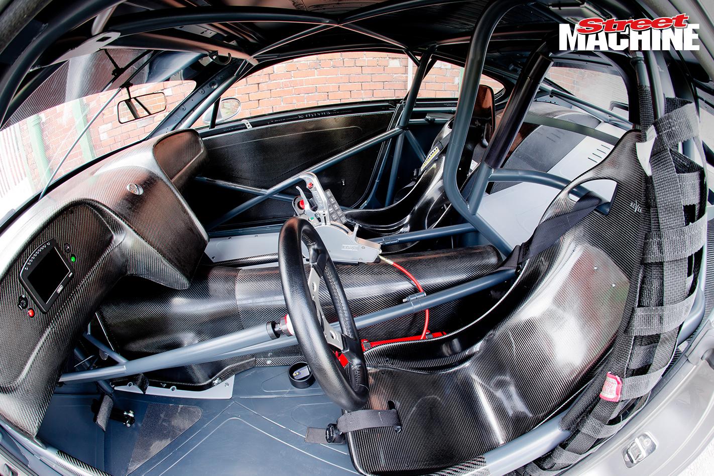 Bentley GT Drag Race Car 6 Nw
