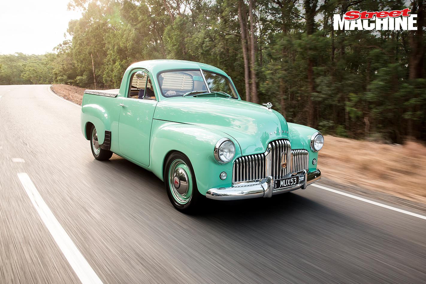 Holden FX Ute Restored 1 Nw
