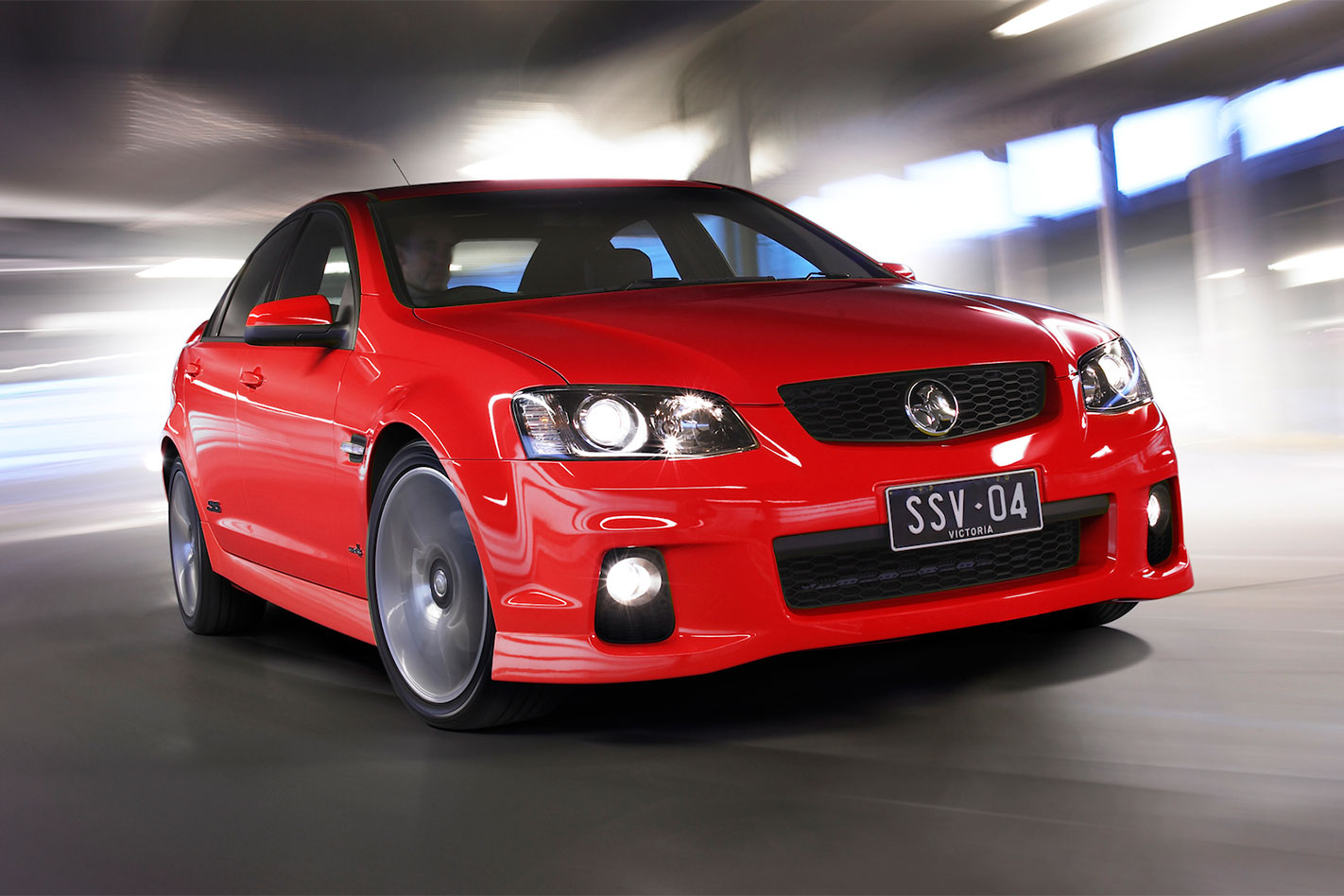 Holden -Commodore -SS