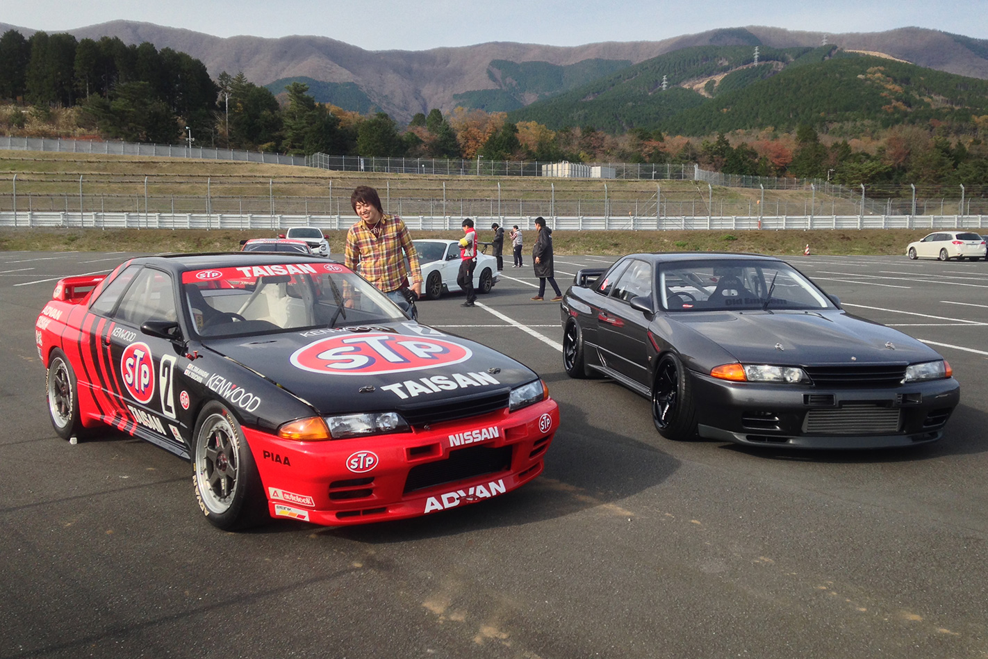classic nismo touring cars