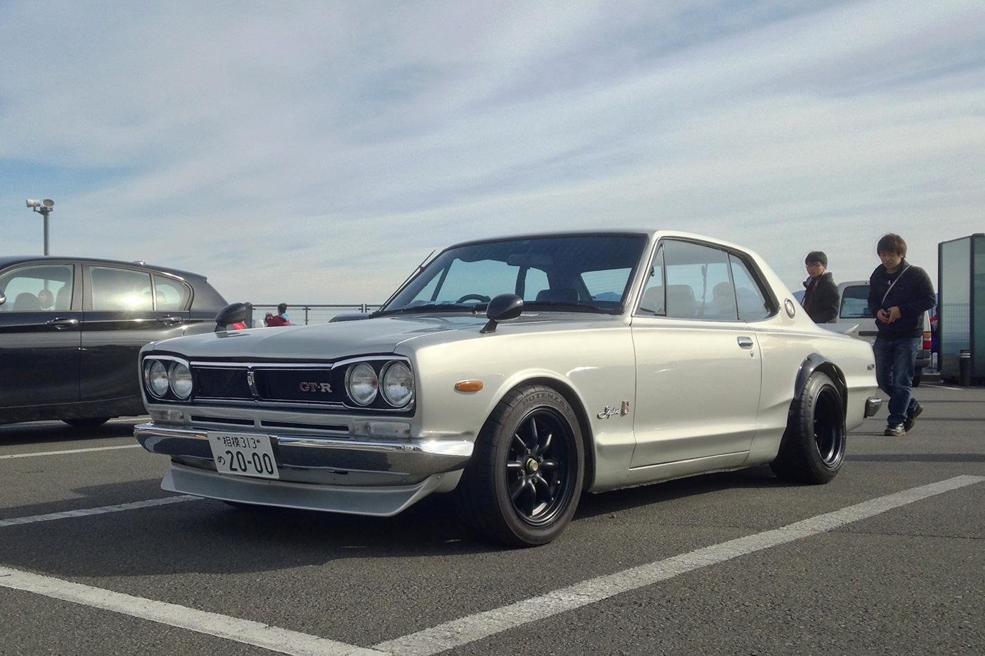 Hakosuka coupe Skyline GT-R