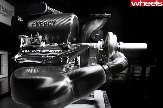Renault -F1-Engine