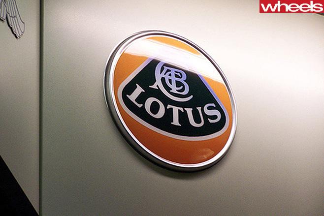 Lotus -badge