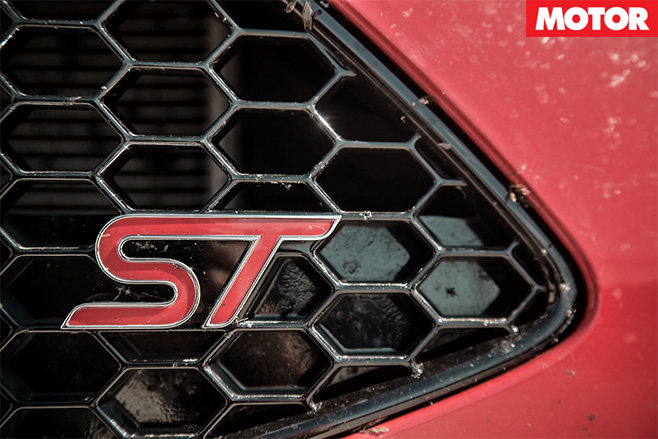 Long term test ford fiesta st badge