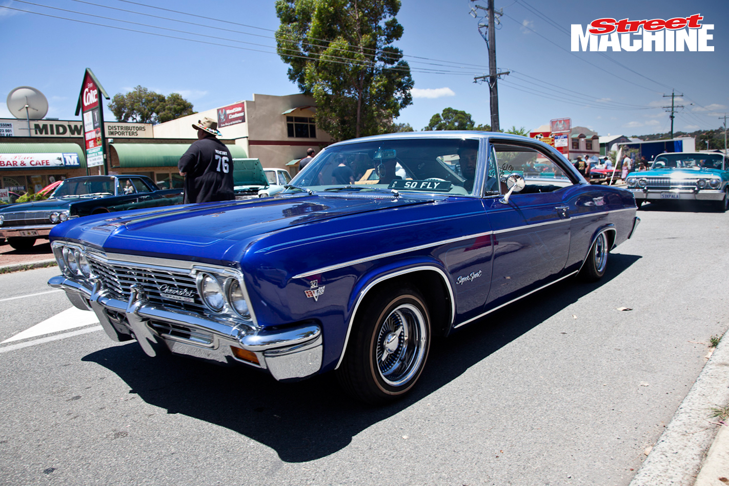Chevy Impala Super Sport 30 Nw