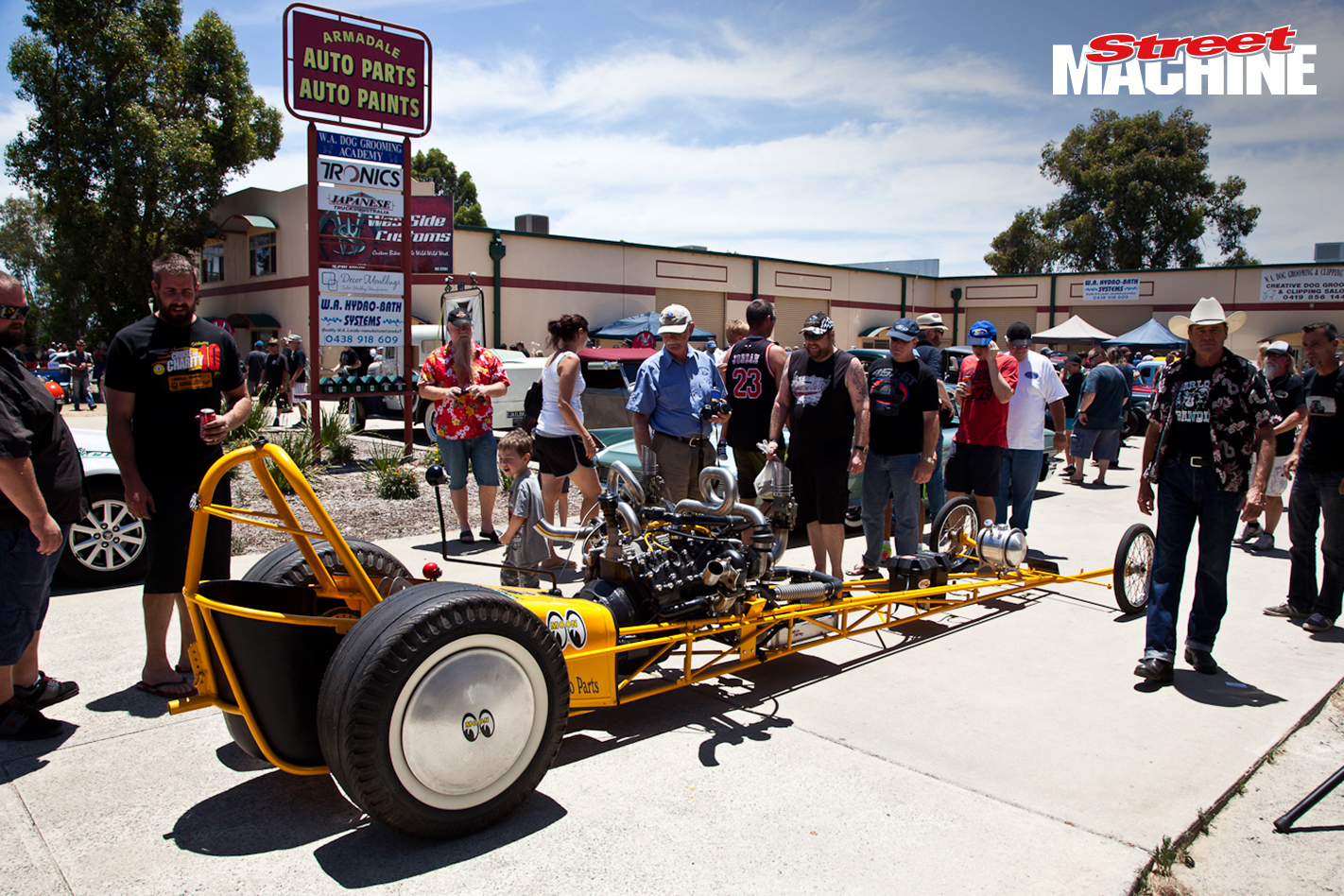 Dragster 1 Nw