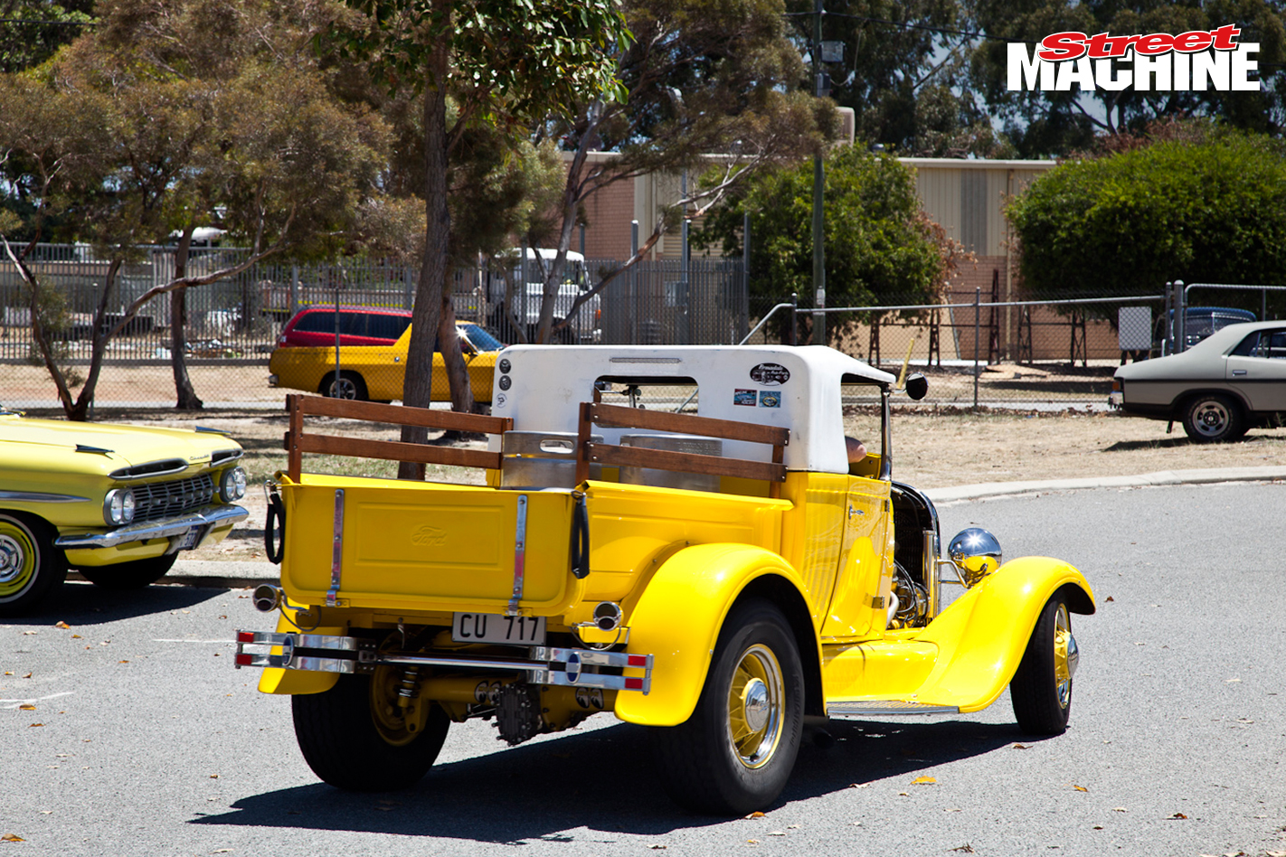 Ford Model A 16 Nw
