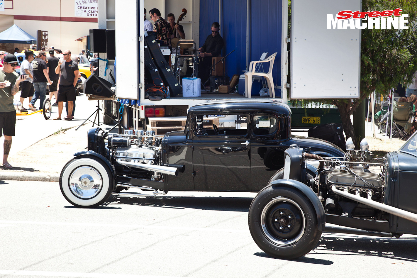 Hot Rods 6 Nw