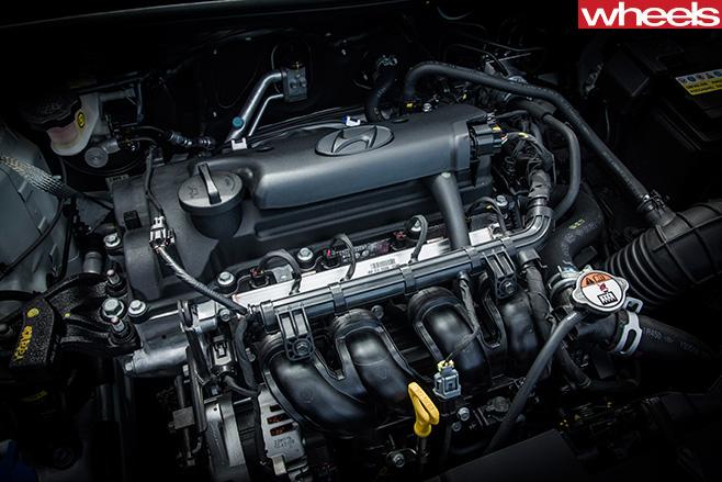 Hyundai -Accent -Active -Engine