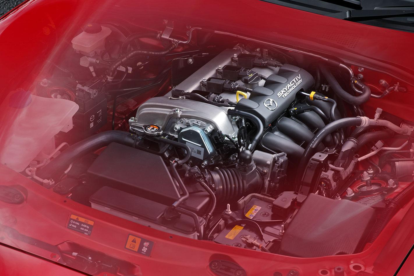 Mazda -MX-5-2.0-litre -engine