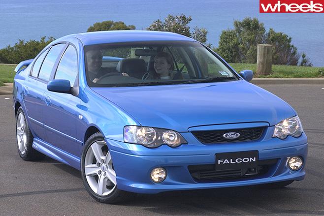 BA-Ford -Falcon