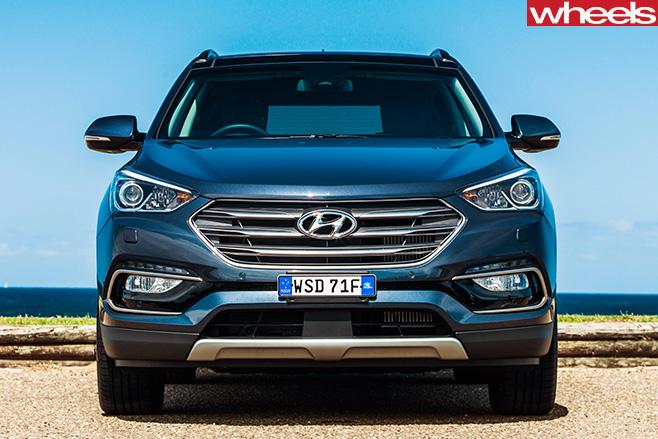 Hyundai -Santa -Fe -front