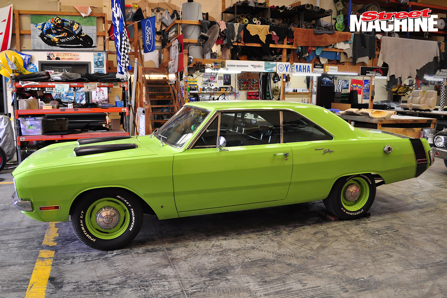Dodge Dart Swinger Build 4 Nw