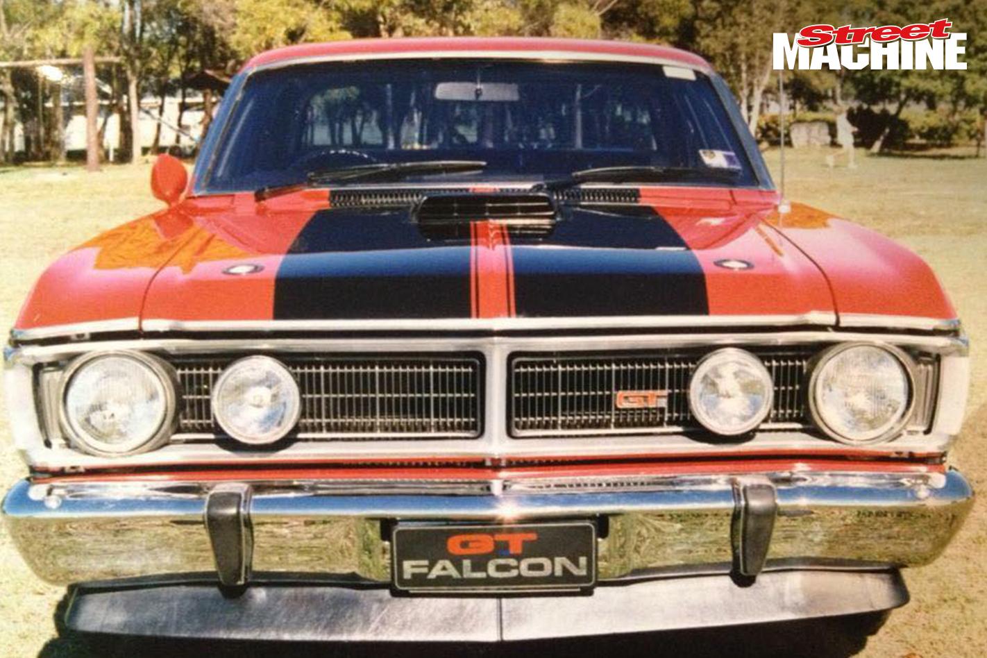 Chris Pace XY Falcon GT
