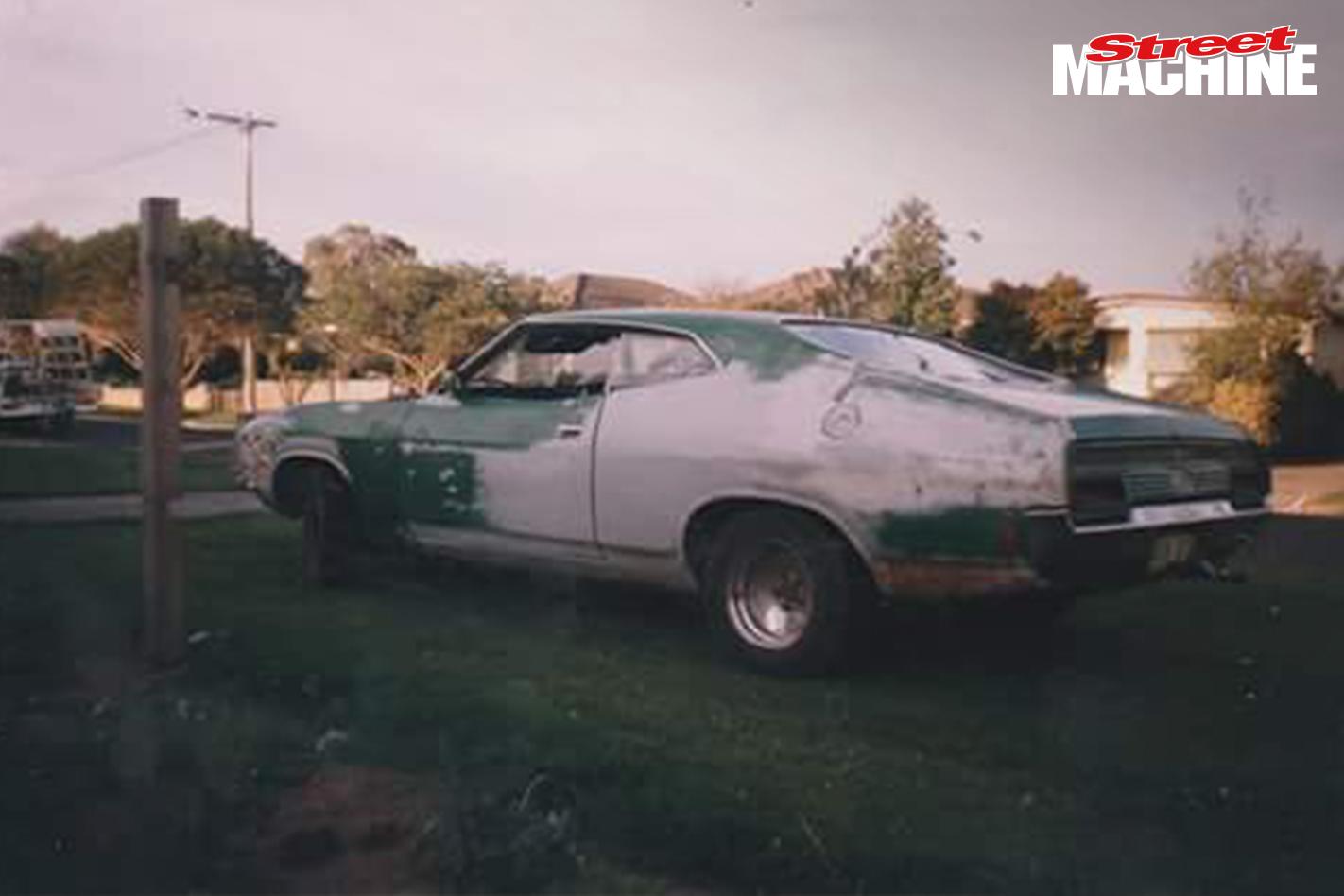 Michael Howlett Falcon Coupe