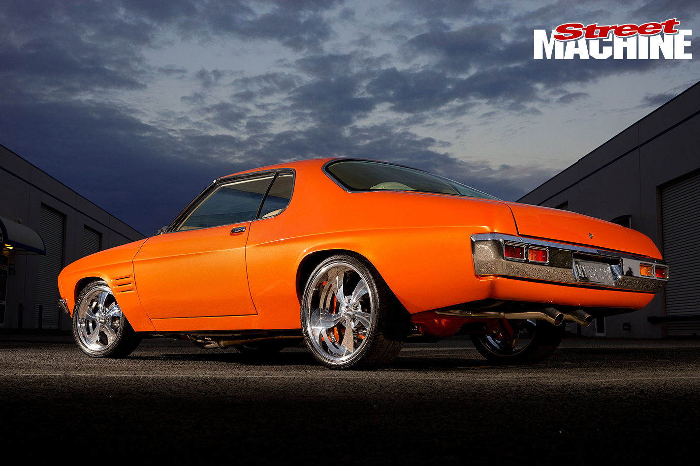 HQ-Monaro -rear -2