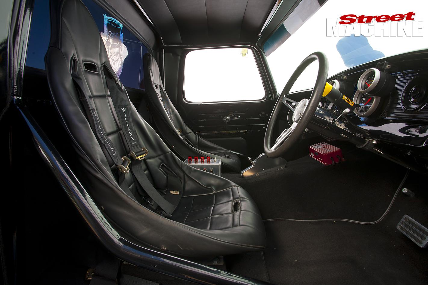 1963-Ford -Truck -interior -2