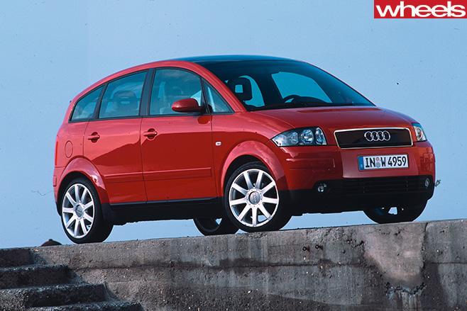 Early -model -Audi -A2