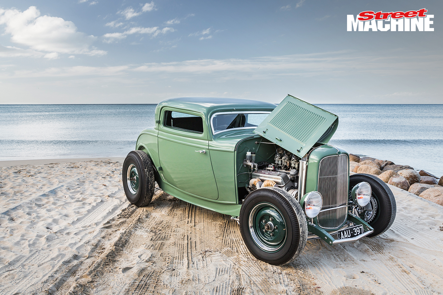 STREET MACHINE HOT ROD 16 ON SALE NOW | Street Machine