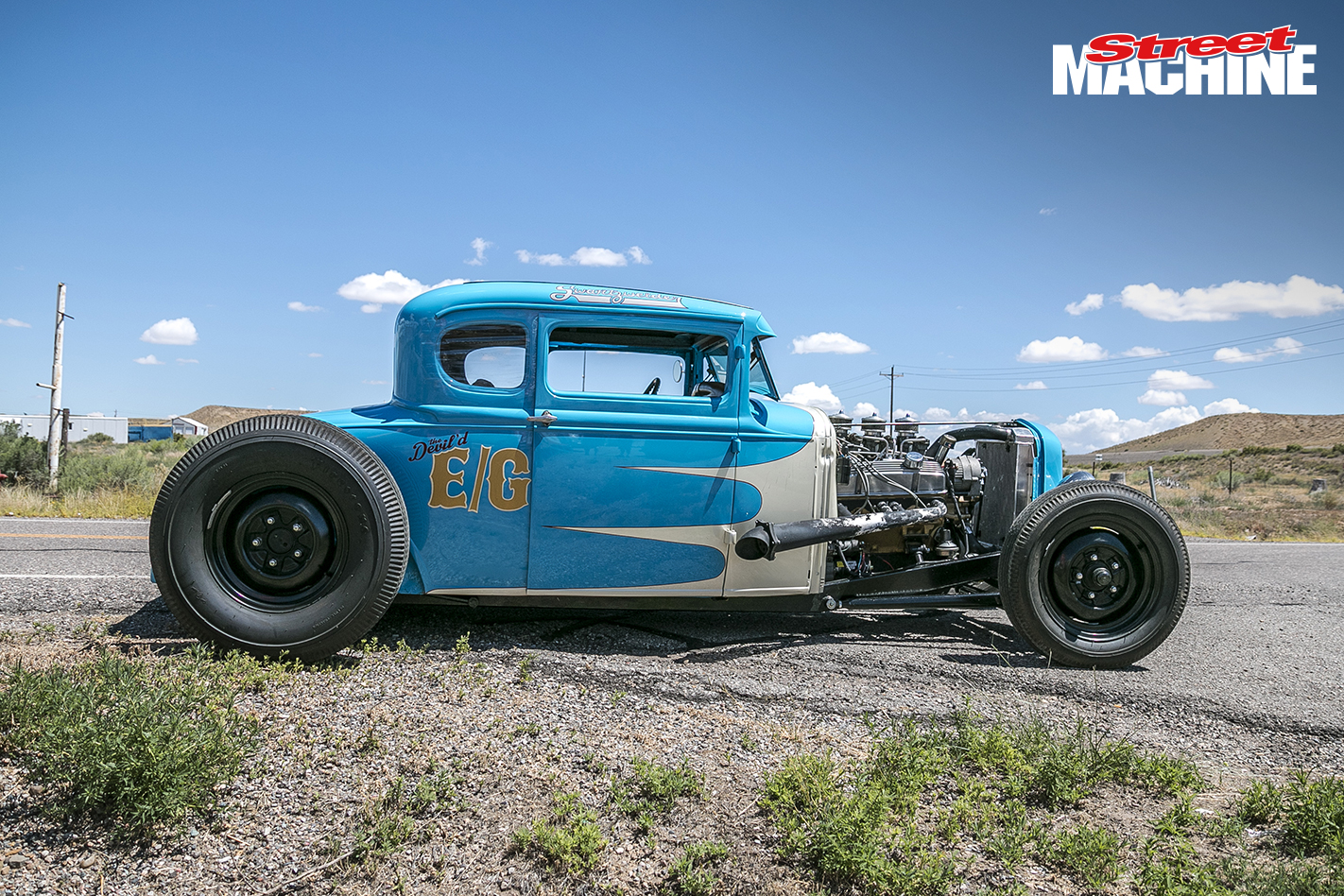 Hot Rod Hill Climb 2015
