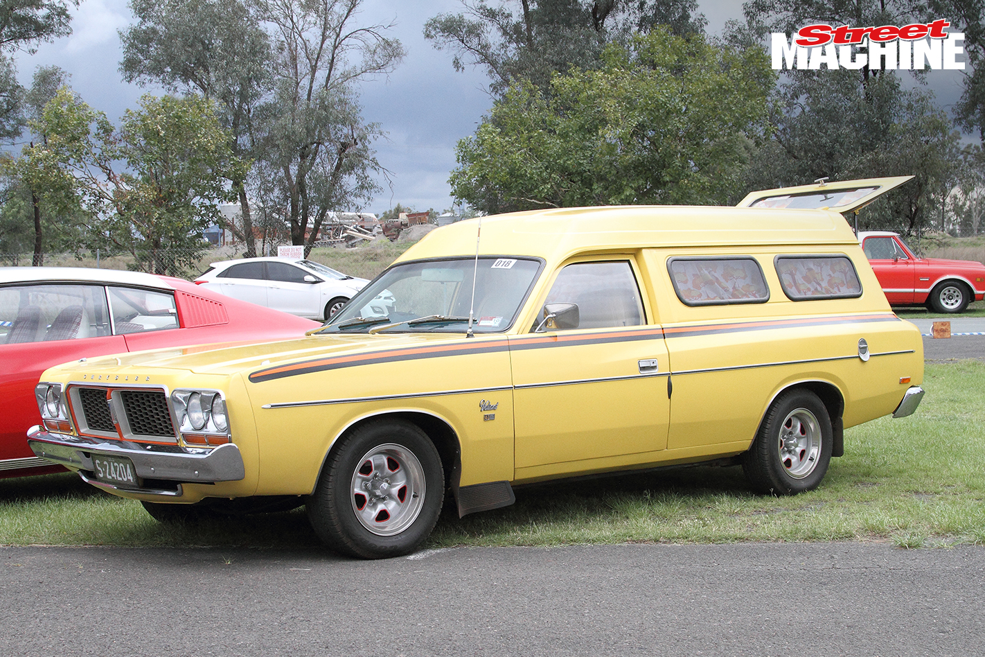 Chrysler Valiant CL Wagon