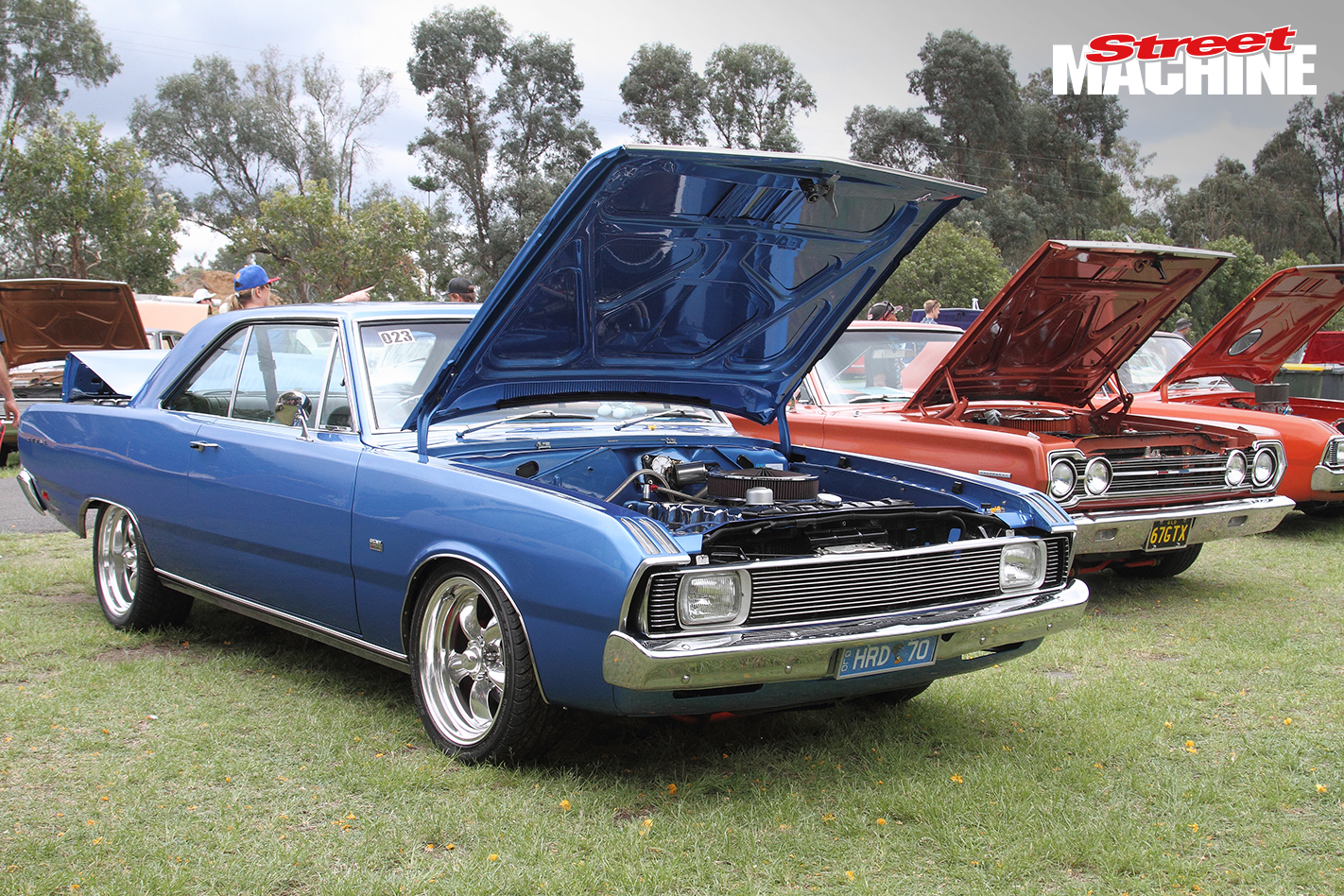 Chrysler Valiant Hardtop