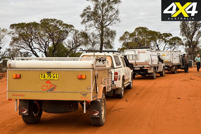 Googs track sa convoy