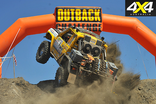 Outback challenge