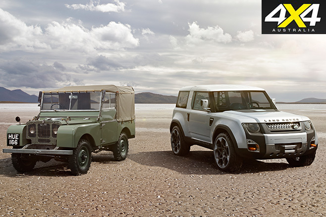 Land rover defender production closes