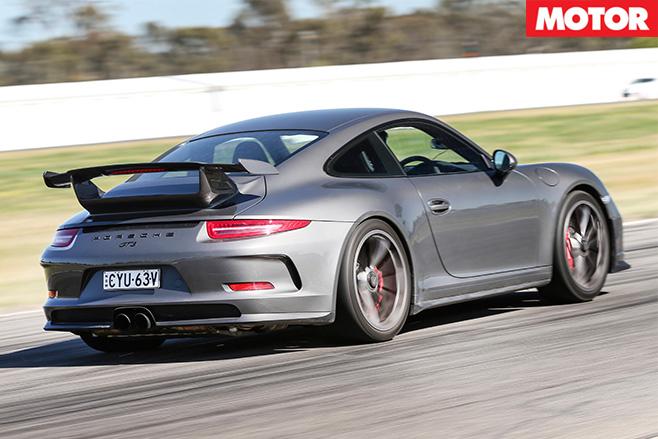Porsche -gt3