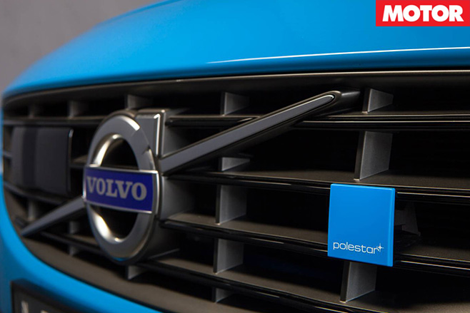 Volvo S90 and V90 to get Polestar treatment grill