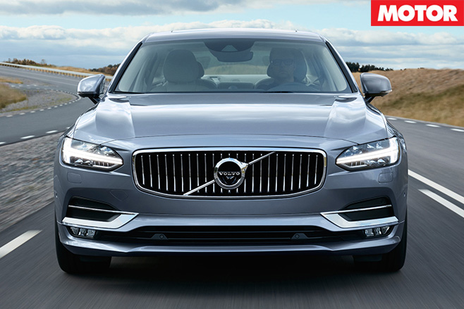 Volvo S90 and V90 to get Polestar treatment front