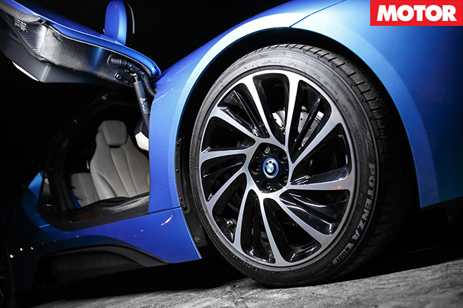 Bmw i8 wheels