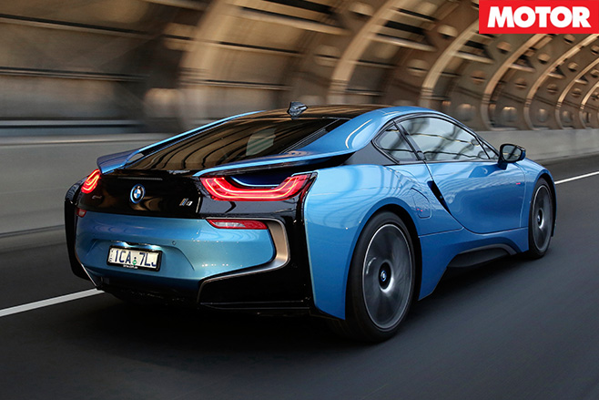 Bmw i8 aussie drive main driving
