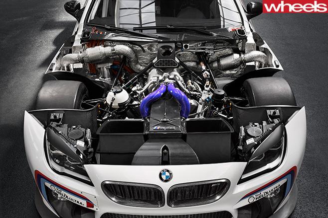 BMW-Motorsport -GT3-engine