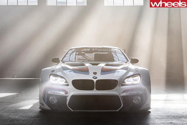BMW-M6-Motorsport -front