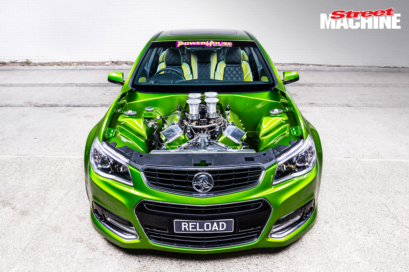 VF Commodore RELOAD 1 Nw