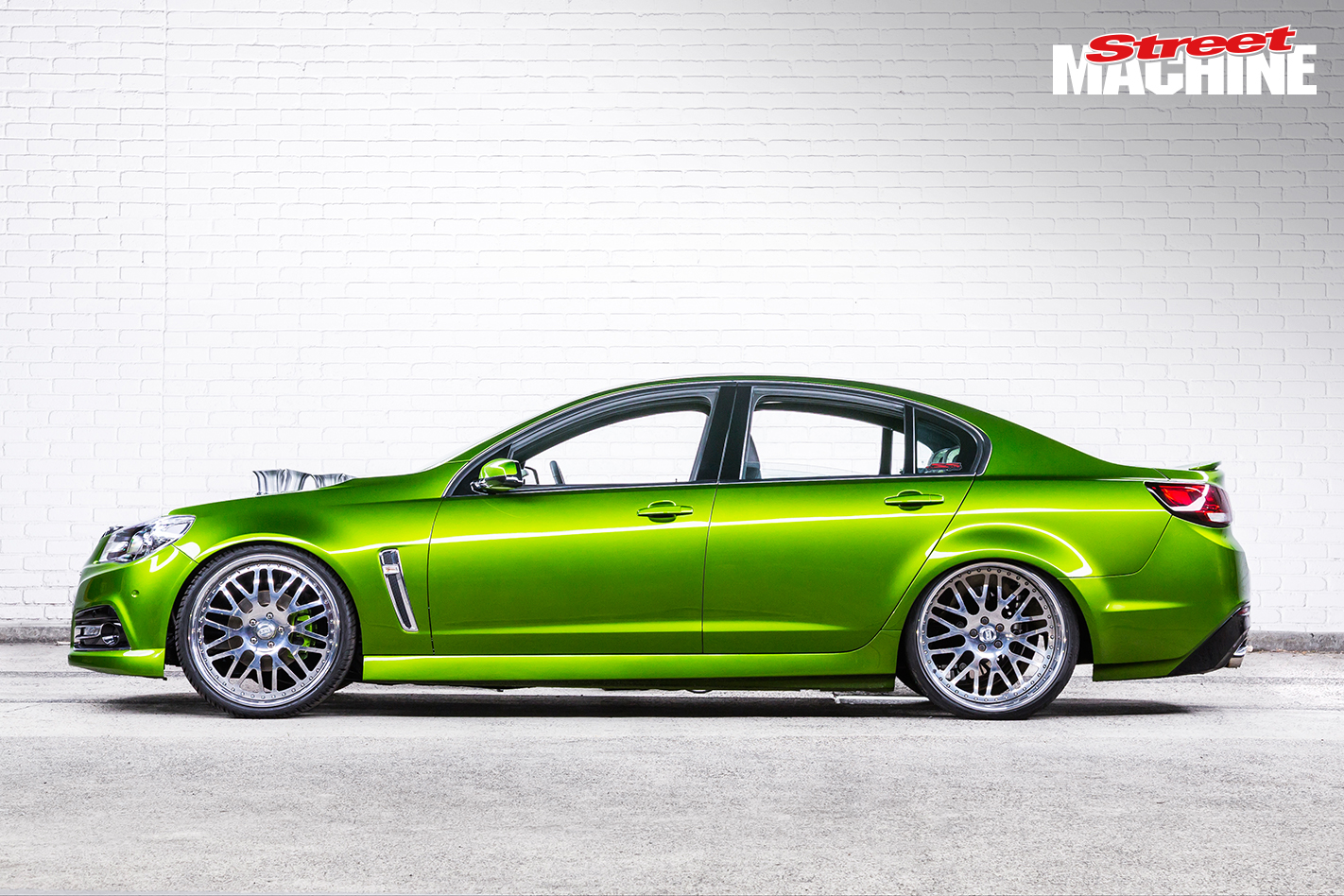 VF Commodore RELOAD 16 Nw