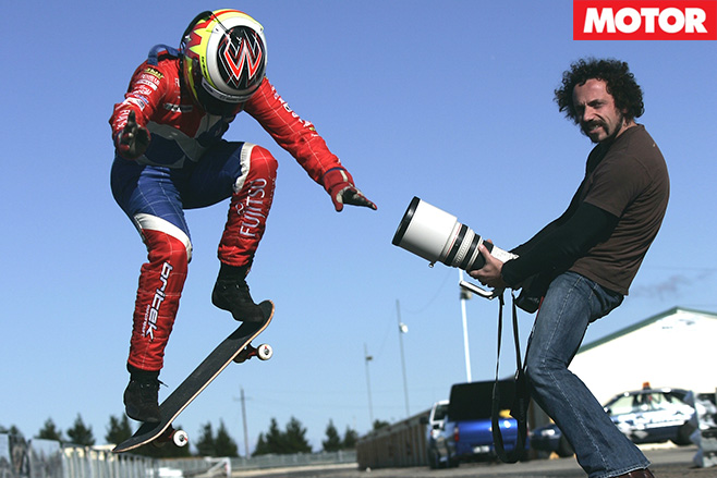 Luffy skateboarding tricks